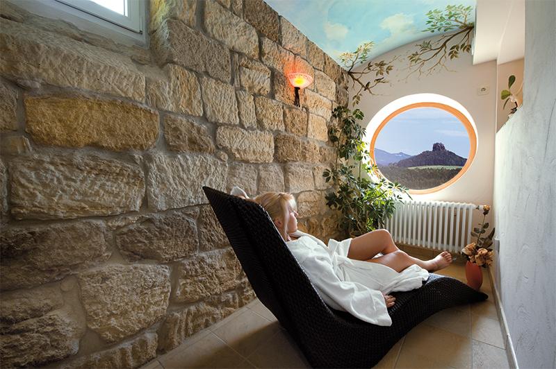Saunaraum gestalten  Wellness - Panoramasauna - Panoramahotel Wolfsberg